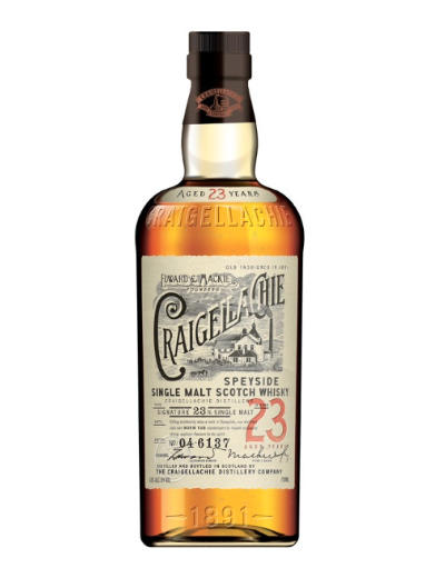 Whisky Craiggellachie 23 ans